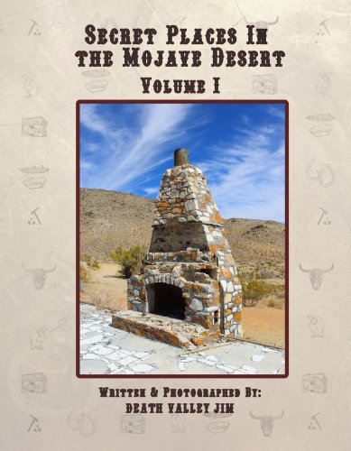 9781620504048: Secret Places in the Mojave Desert