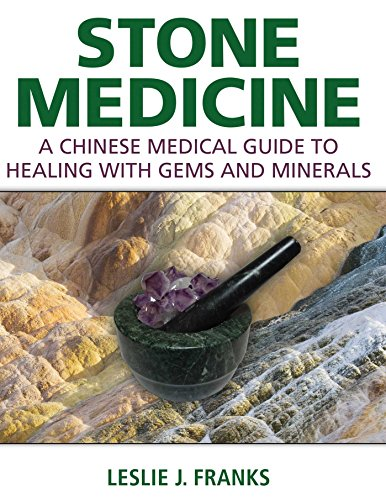 9781620555293: Stone Medicine: A Chinese Medical Guide to Healing with Gems and Minerals