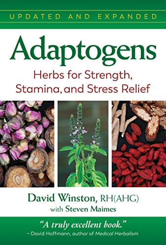 9781620559581: Adaptogens: Herbs for Strength, Stamina, and Stress Relief