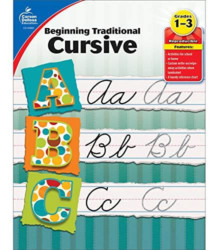 9781620570357: Beginning Traditional Cursive, Grades 1 - 3 (Learning Spot)