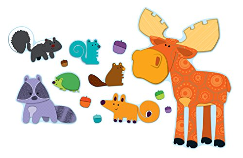 9781620570388: Moose & Friends Bulletin Board Set