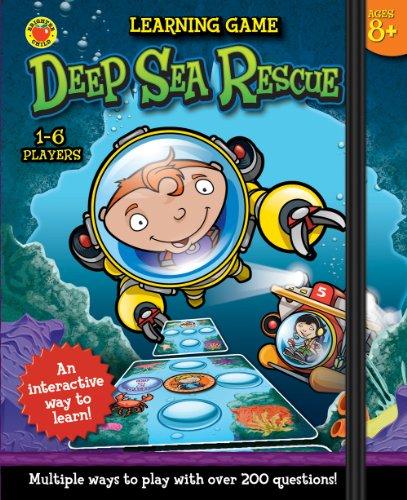 9781620570814: Deep Sea Rescue Board Game, Grades 3 - 5