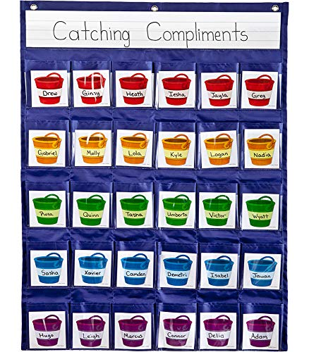 9781620572597: Positive Reinforcement Pocket Chart
