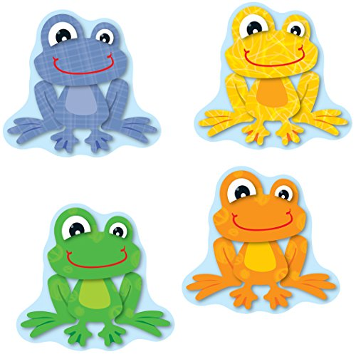 9781620574942: Funky Frogs Cut-Outs