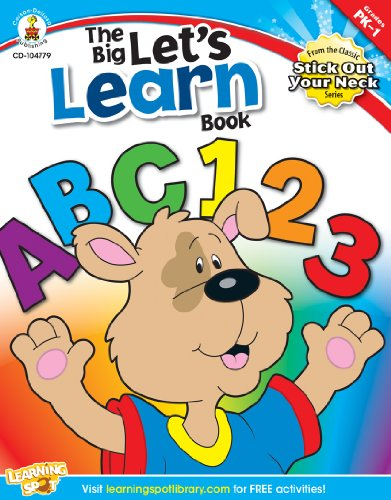 9781620575260: The Big Let's Learn Book, Grades PK - 1