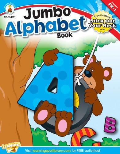9781620575284: Jumbo Alphabet Book