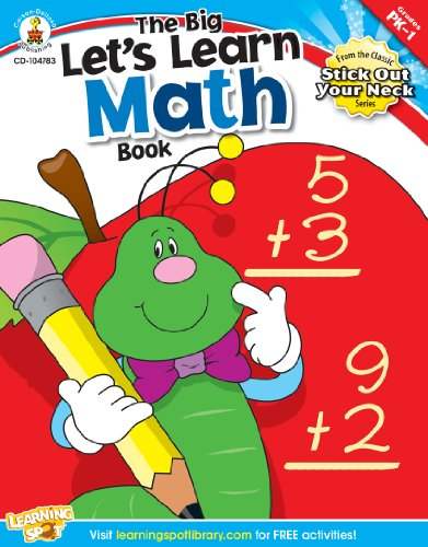 9781620575307: The Big Let's Learn Math Book (Stick Out Your Neck)