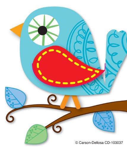 9781620575642: Boho Birds Bookmarks