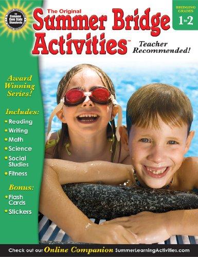 9781620576083: Summer Bridge Activities®, Grades 1 - 2