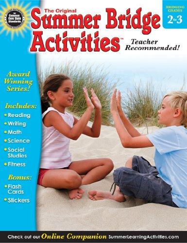 9781620576090: The Original Summer Bridge Activities, Bridging Grades 2 - 3