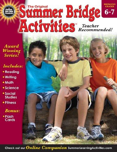9781620576137: Summer Bridge Activities®, Grades 6 - 7