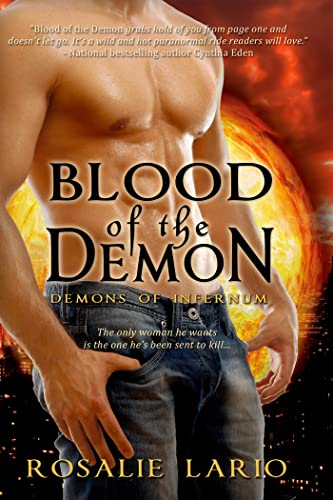 9781620610398: Blood of the Demon (Demons of Infernum)