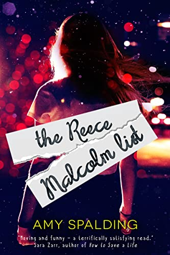 The Reece Malcolm List (Stacy Cantor Abrams: Amy Spalding