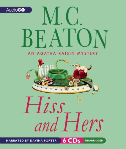 9781620641095: Hiss and Hers (Agatha Raisin Mysteries)
