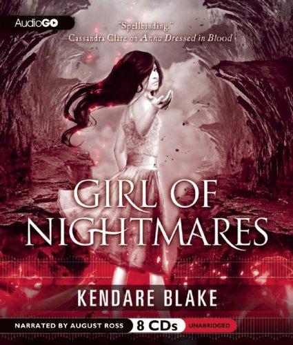 9781620641897: Girl of Nightmares (Cas Lowood series) (Anna Dressed in Blood)
