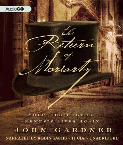 9781620642665: The Return of Moriarty: Sherlock Holmes Nemesis Lives Again