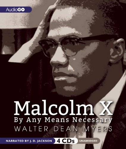 9781620644508: Malcolm X: By Any Means Necessary