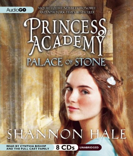 Palace of Stone (Princess Academy Series): Shannon Hale