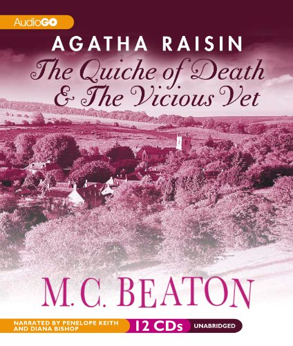 Agatha Raisin: The Quiche of Death & The Vicious Vet (Agatha Raisin series) (Agatha Raisin ...