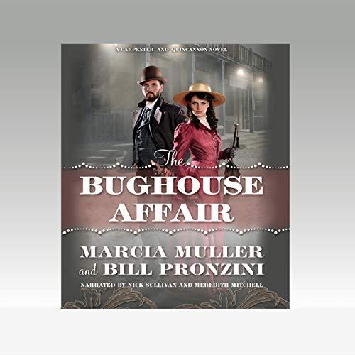 9781620647448: The Bughouse Affair (John Quincannon Series) (Carpenter and Quincannon Mysteries)