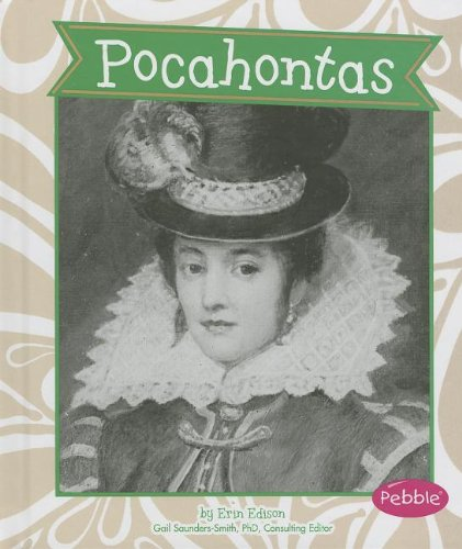Pocahontas (Pebble Books): Edison, Erin