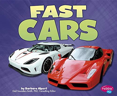 9781620650868: Fast Cars (Cars, Cars, Cars)