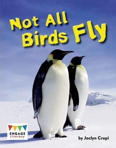 9781620654330: Not All Birds Fly by Crupi, Jaclyn (2012) Paperback