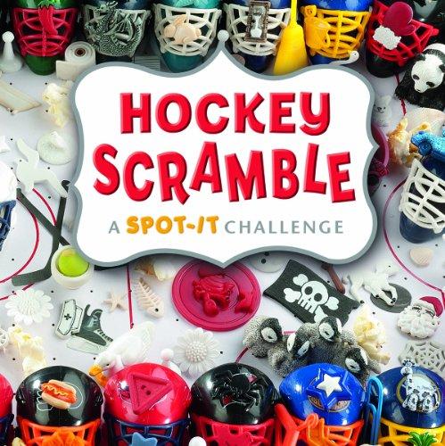 9781620656921: Hockey Scramble: A Spot-It Challenge