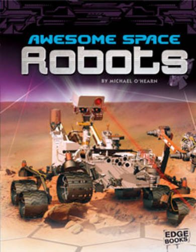 9781620657782: Awesome Space Robots