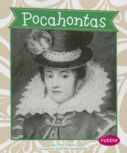 9781620658611: Pocahontas (Great Women in History)