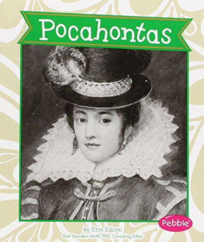 9781620658628: Pocahontas (Pebble Books: Great Women in History)