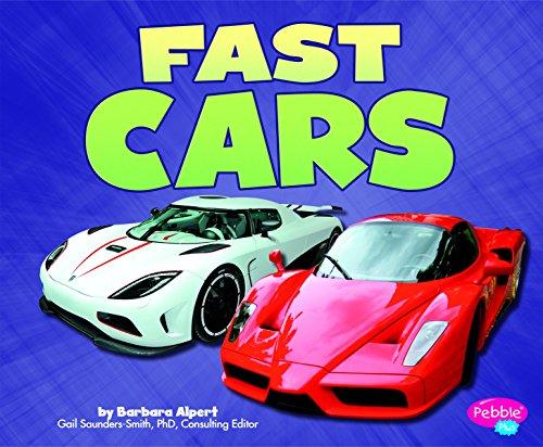 9781620658734: Fast Cars (Cars, Cars, Cars)