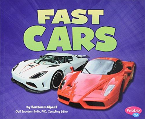 9781620658741: Fast Cars (Pebble Plus: Cars, Cars, Cars)