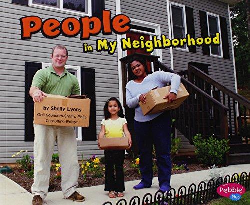 People in My Neighborhood: Lyons, Shelly