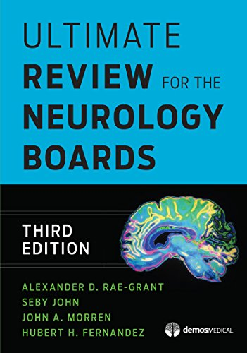 9781620700815: Ultimate Review for the Neurology Boards