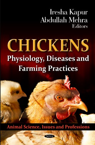 9781620810279: Chickens: Physiology, Diseases & Farming Practices (Animal Science, Issues and Professions)