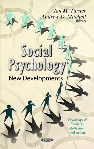 Social Psychology: New Developments (Psychology of Emotions,: Jan M. Turner