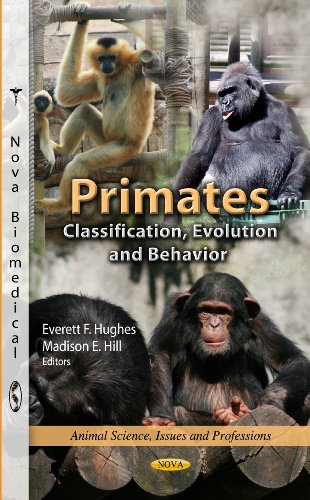 9781620814987: Primates: Classification, Evolution and Behavior (Animal Science, Issues and Professions)