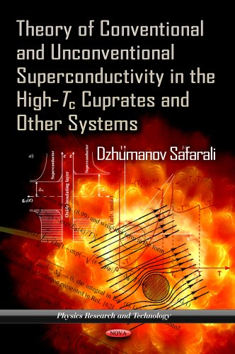 9781620815540: Theory of Conventional and Unconventional Superconductivity in the High-Tc Cuprates and Other Systems
