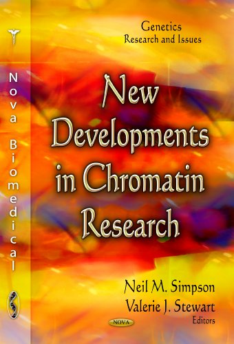 9781620818169: New Developments in Chromatin Research (Genetics-Research and Issues)