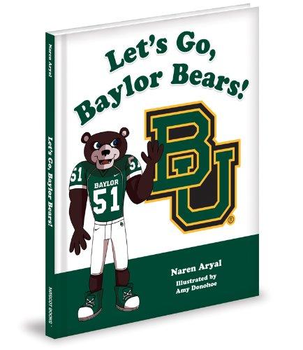 9781620860243: Let's Go, Baylor Bears!
