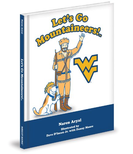 9781620860502: Let's Go Mountaineers!