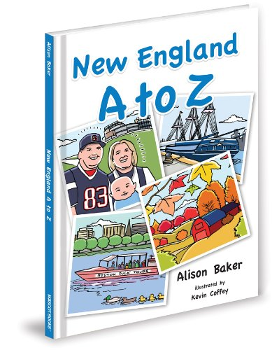 9781620860656: New England A to Z