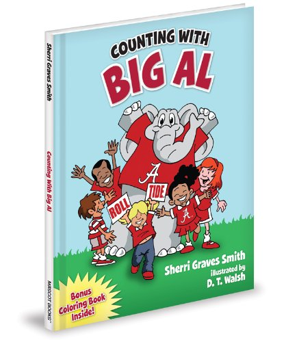 Counting with Big Al: Smith, Sherri G.