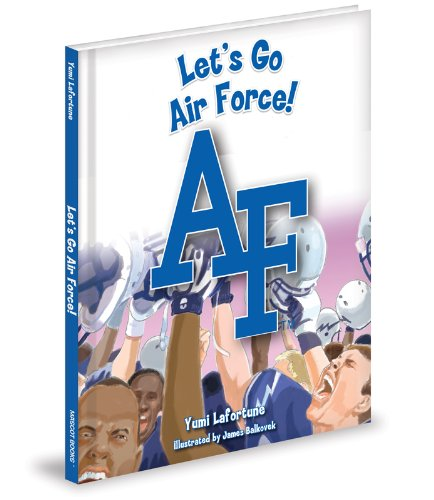 9781620861127: Let's Go Air Force!