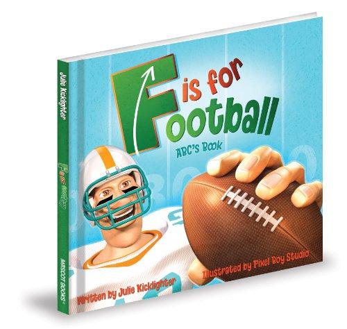 F is for Football: Julie Kicklighter