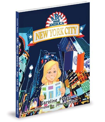 ABCs Across America: New York City: Caroline Peters
