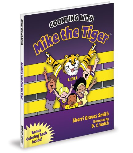 Counting with Mike the Tiger: Sherri Graves Smith