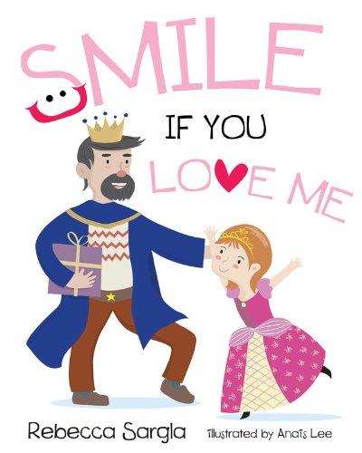 Smile If You Love Me: Sargla, Rebecca