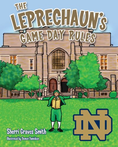 9781620866474: The Leprechaun's Game Day Rules